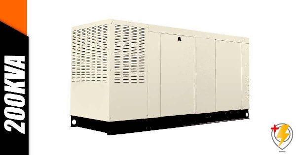 Aluguel Gerador de Energia 200 KVA
